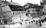 Bomen auf Stadthaus 1940