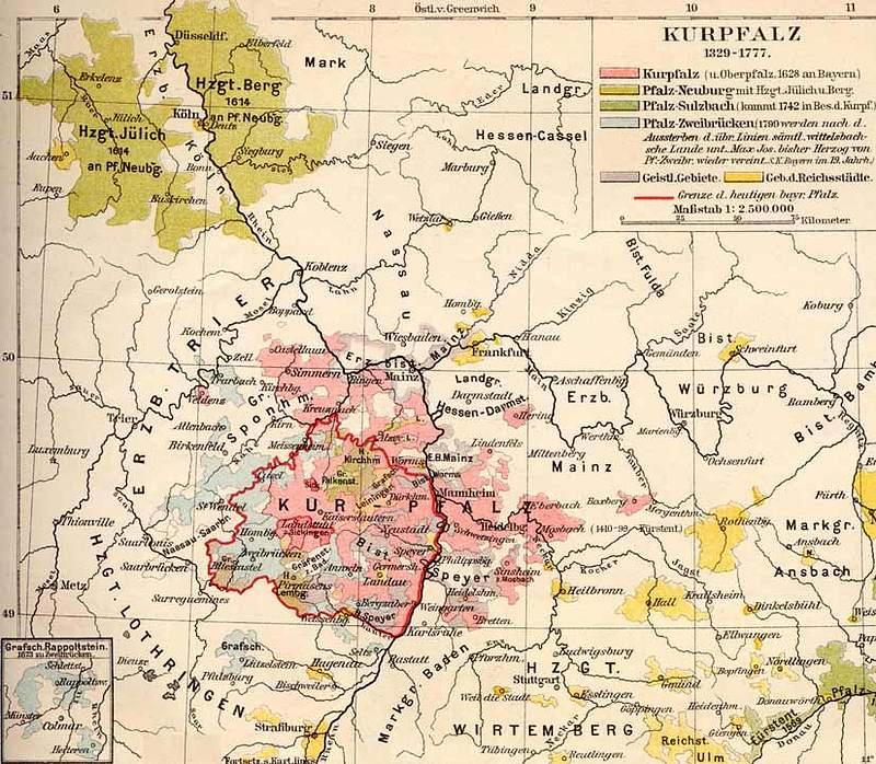 Kurpfalz Regional Archiv
